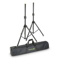 Gravity SS5212B Speaker Stand Set