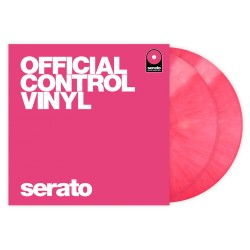 "Serato 12""Performance Vinyl Pink (Pair)"