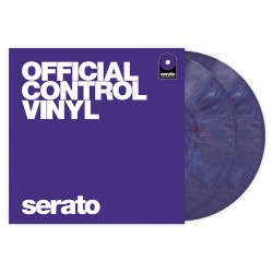 "Serato 12""Performance Vinyl Purple (Pair)"