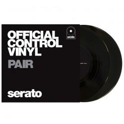 "Serato 7""Performance Vinyl Black (Pair)"