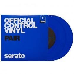 "Serato 7""Performance Vinyl Blue (Pair)"