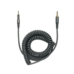 Audio Technica M50x Replacement Cable Coiled