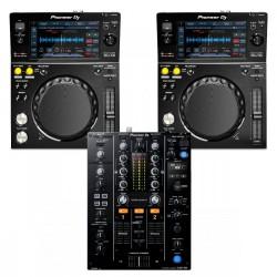 Pioneer XDJ-700 & DJM450 Package