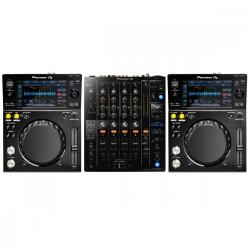 Pioneer XDJ-700 & DJM750mk2 Package