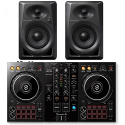 Pioneer DDJ-400 & DM-40 Package