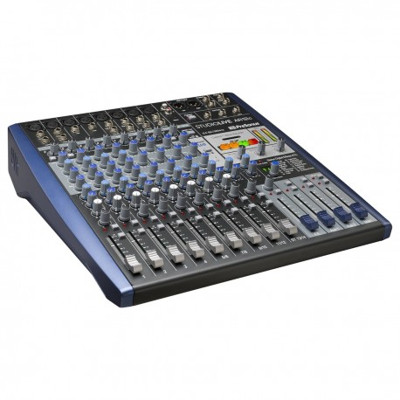 Presonus StudioLive AR12c Hybrid Mixer