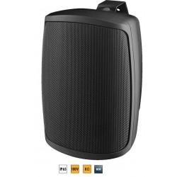 "Monacor 5.25"" 2-Way speaker Black (Single)"