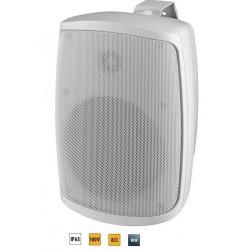 "Monacor 5.25"" 2-Way speaker White (Single)"